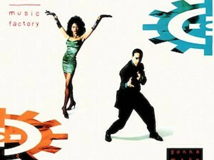 'Gonna Make You Sweat (Everybody Dance Now)' by C+C Music Factory
