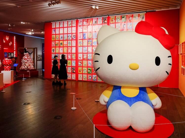 60th Anniversary Sanrio Exhibition the Beginning of Kawaii