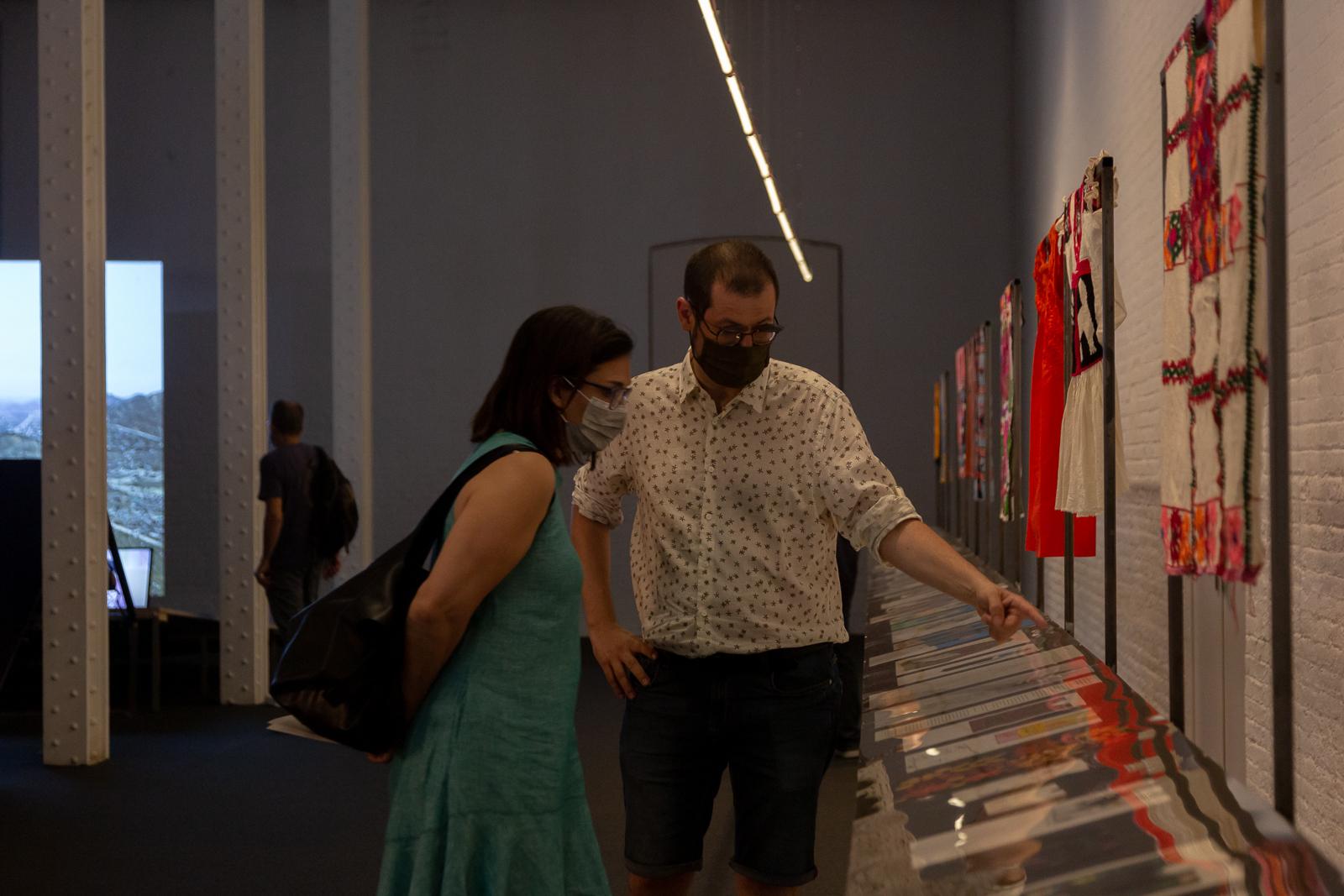 Seminario 'Cohabitar la bellesa' en Fabra i Coats: Centre d'Art Contemporani de Barcelona
