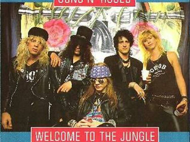 'Welcome to the Jungle' by Guns N Roses