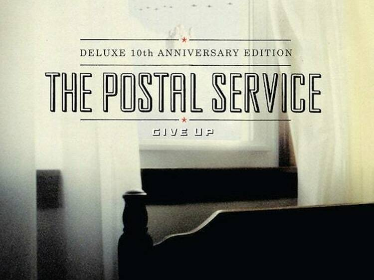 'Such Great Heights' by the Postal Service