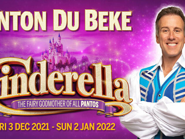 Richmond Theatre Cinderella pantomime 2021