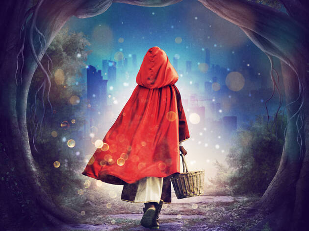 Red Riding Hood, Theatre Royal Stratford East, 2021