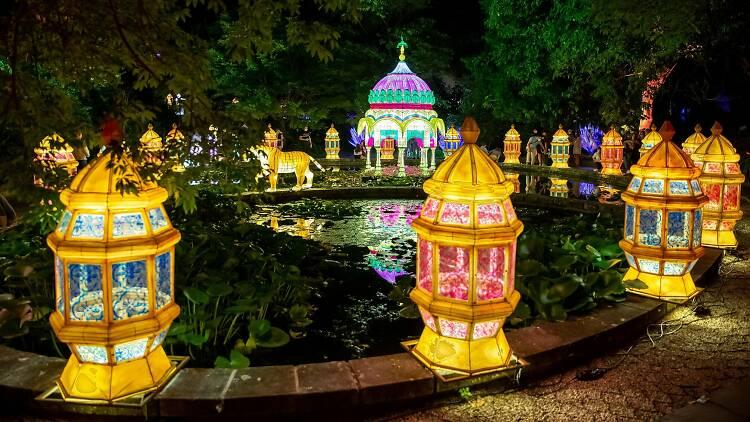 Magical Garden no Jardim Botânico do Porto