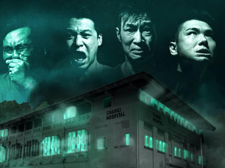 Murder at Old Changi Hospital