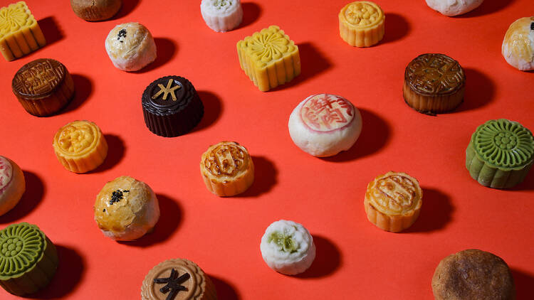 It's the Chinese Mid-Autumn Festival today. Celebrate by eating London's best mooncakes