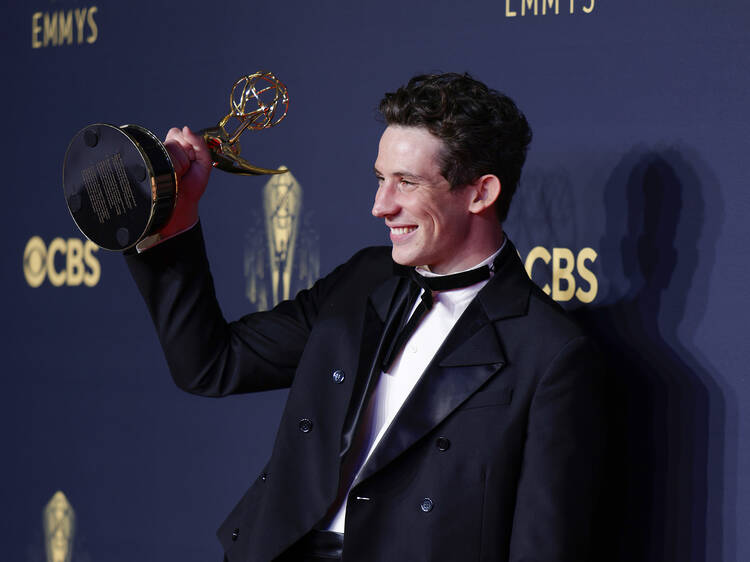 Emmys 2021: Londoners win big at TV and streaming's awards night