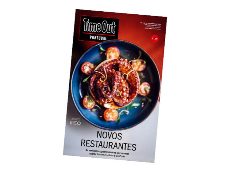 Novos Restaurantes
