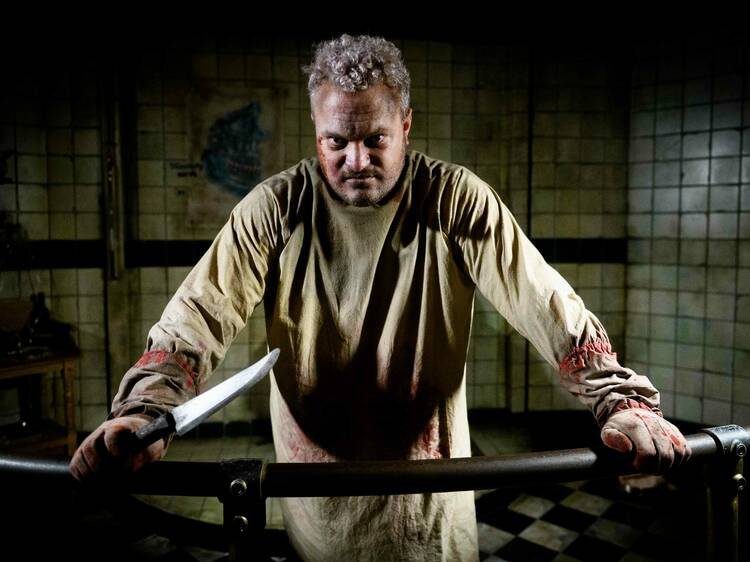 'The Surgeon' at The London Dungeon