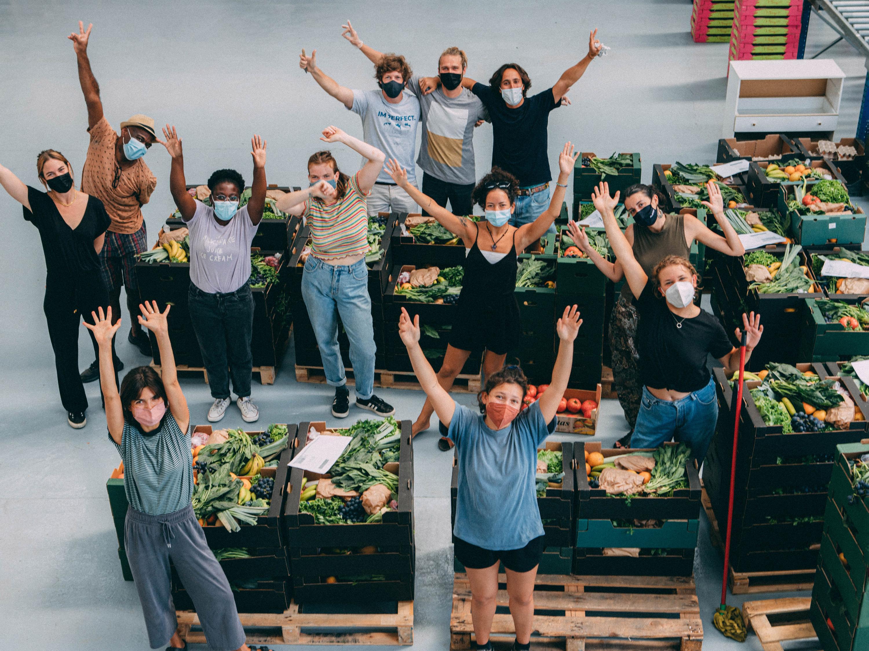 The Equal Food Co. oferece cabazes alimentares a famílias carenciadas