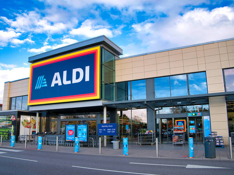 Aldi's no-check-out supermarket is opening in Dalston