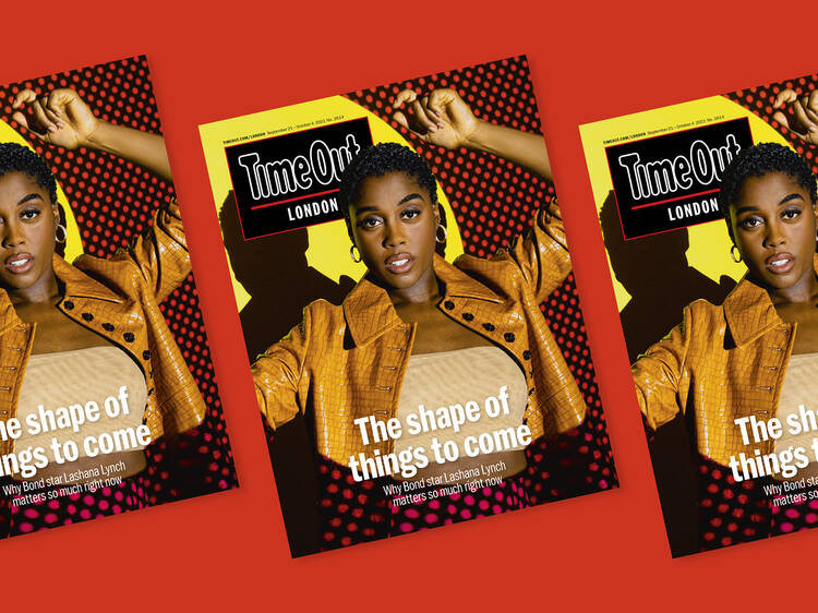 Where to find a copy of Time Out magazine in London