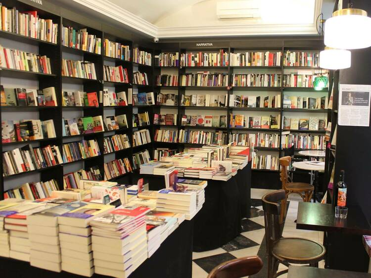 La Buena Vida - Café del libro