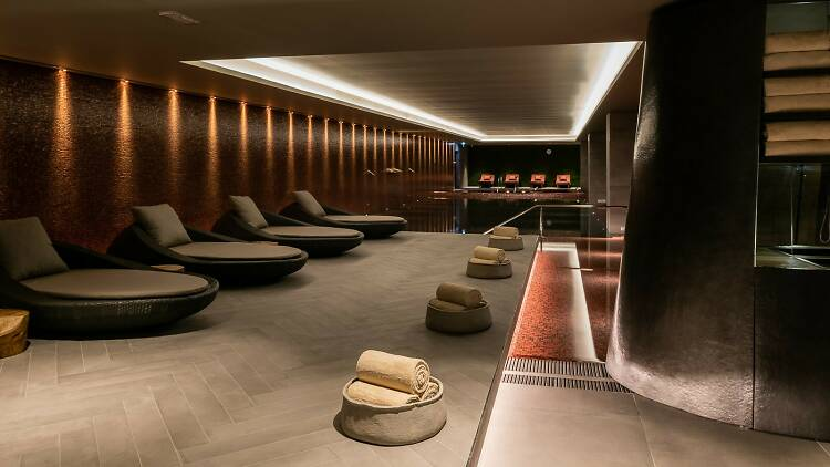 Wellness Center do hotel Hilton Porto Gaia