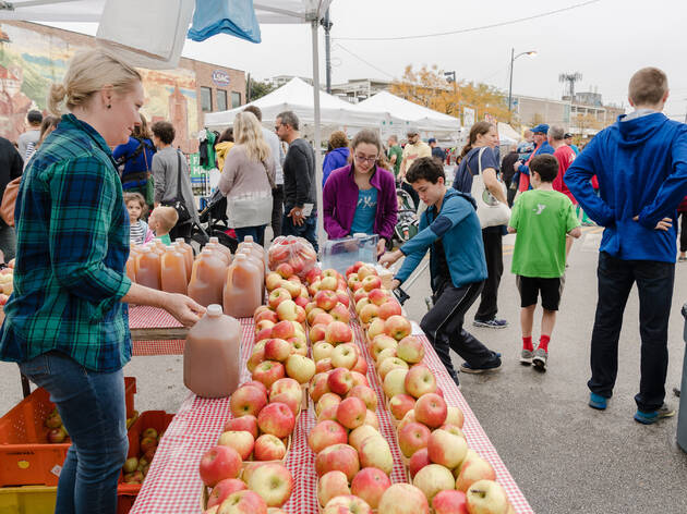 Apple Fest is returning to Lincoln Square in October