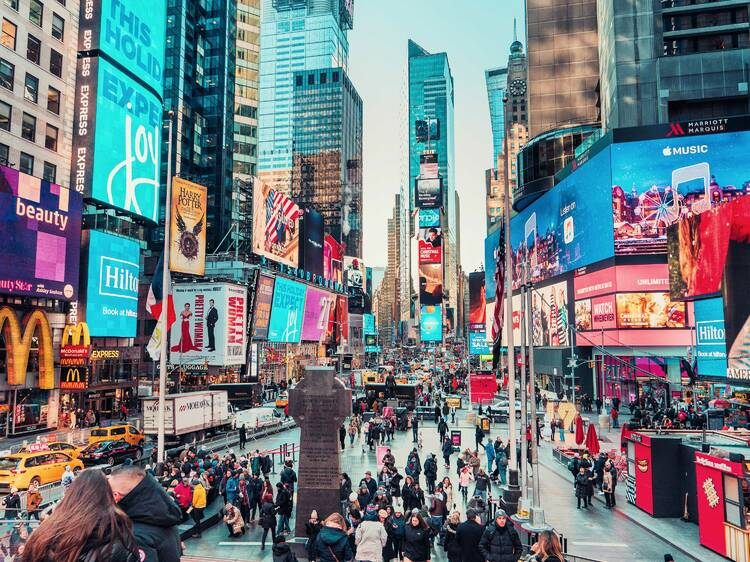 International tourists are finally being let back into NYC