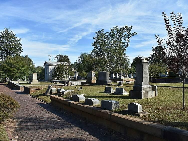 Atlanta, GA: Oakland Cemetery