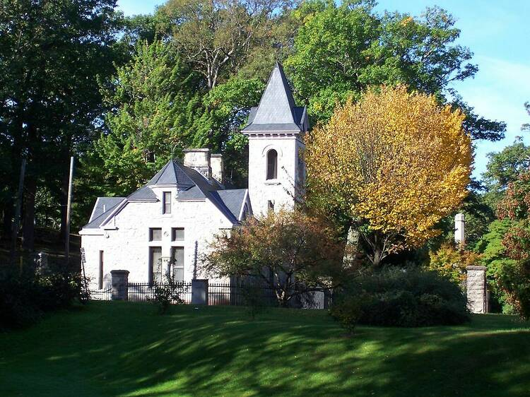 Rochester, NY: Mount Hope Cemetery