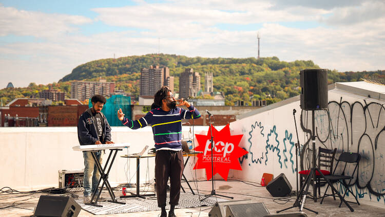 POP Montreal 2020
