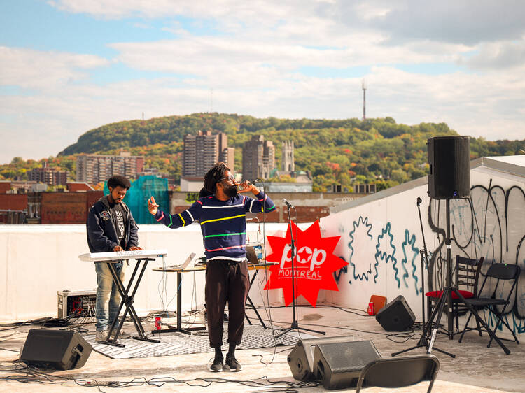 Rooftop shows, parades, and more: What to check out during POP Montreal's 20th festival this week