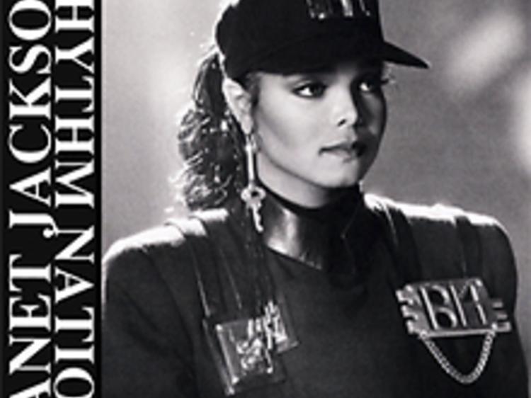 'Rhythm Nation' by Janet Jackson