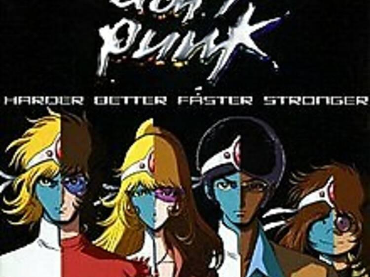 'Harder, Better, Faster, Stronger' by Daft Punk
