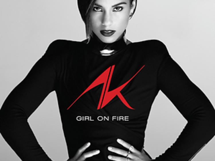 'Girl on Fire' by Alicia Keys