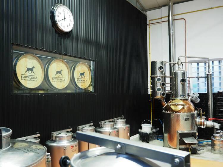 A primeira escola de gin do país instalou-se em Campanhã