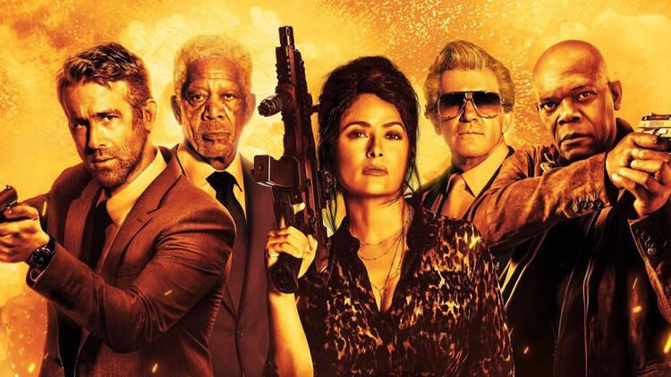 Filme, Cinema, Acção, O Guarda-Costas e a Mulher do Assassino