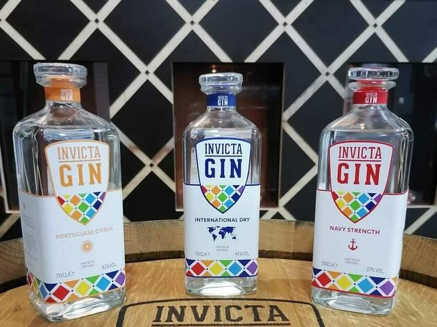 Invicta Gin