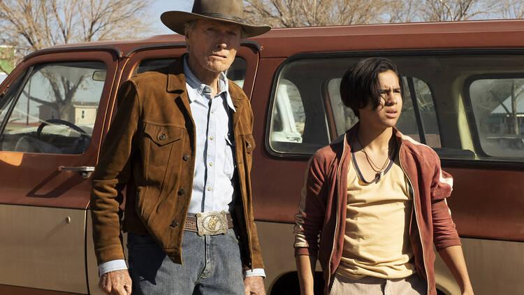 Cry Macho, la nueva película de Clint Eastwood
