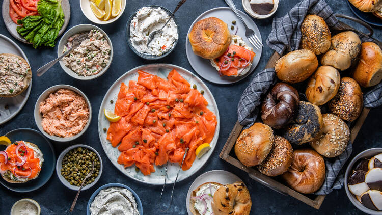 NYC's beloved Ess-a-Bagel is bringing 'everything' to Time Out Market New York starting today!