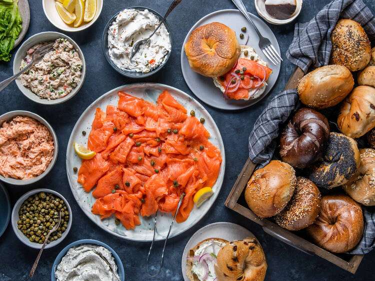 NYC's beloved Ess-a-Bagel is bringing 'everything' to Time Out Market New York