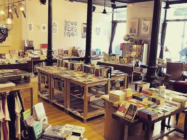 Grant librería