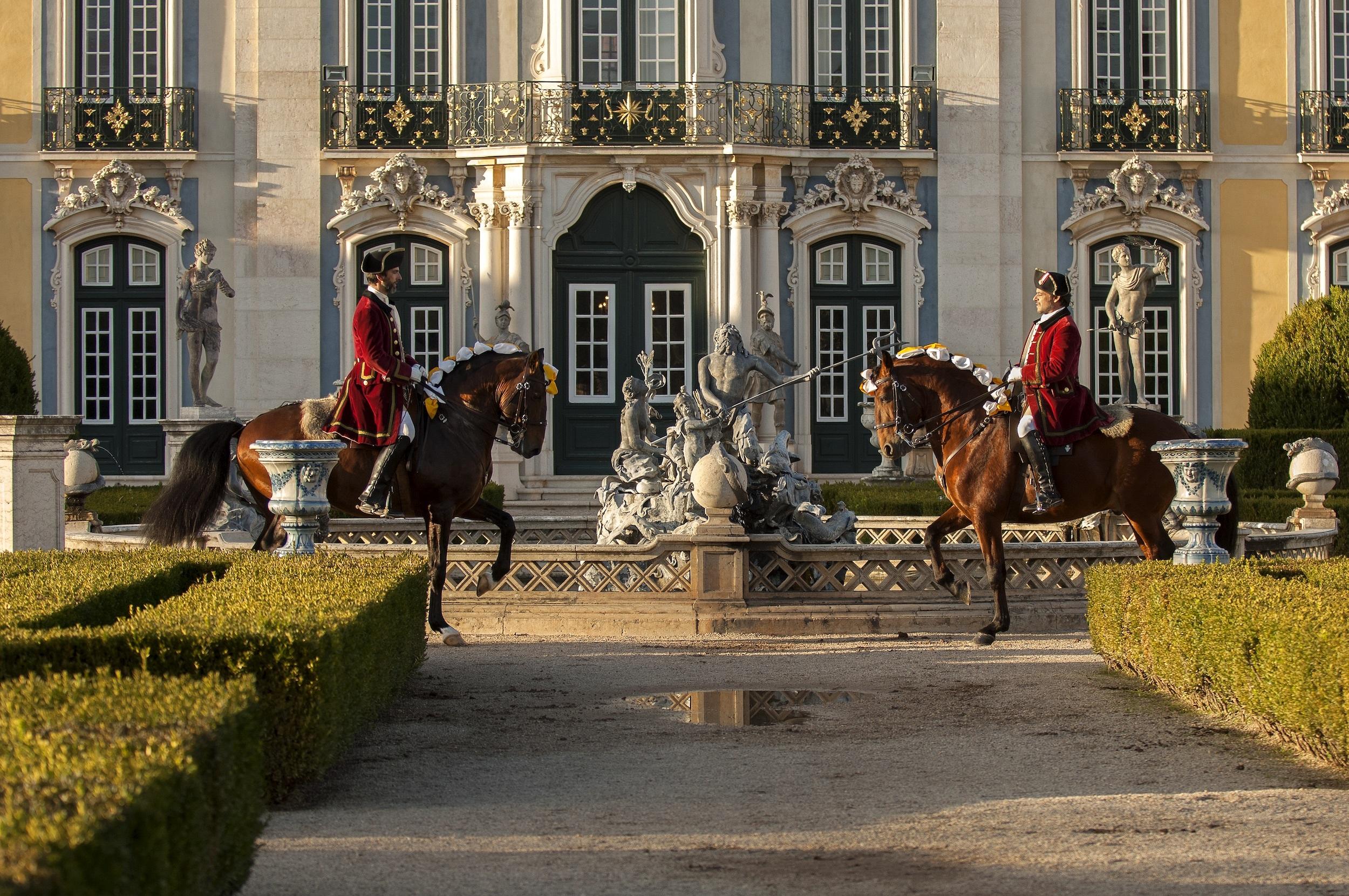 Palácio de Queluz vai replicar uma festa do século XVIII, à luz das velas