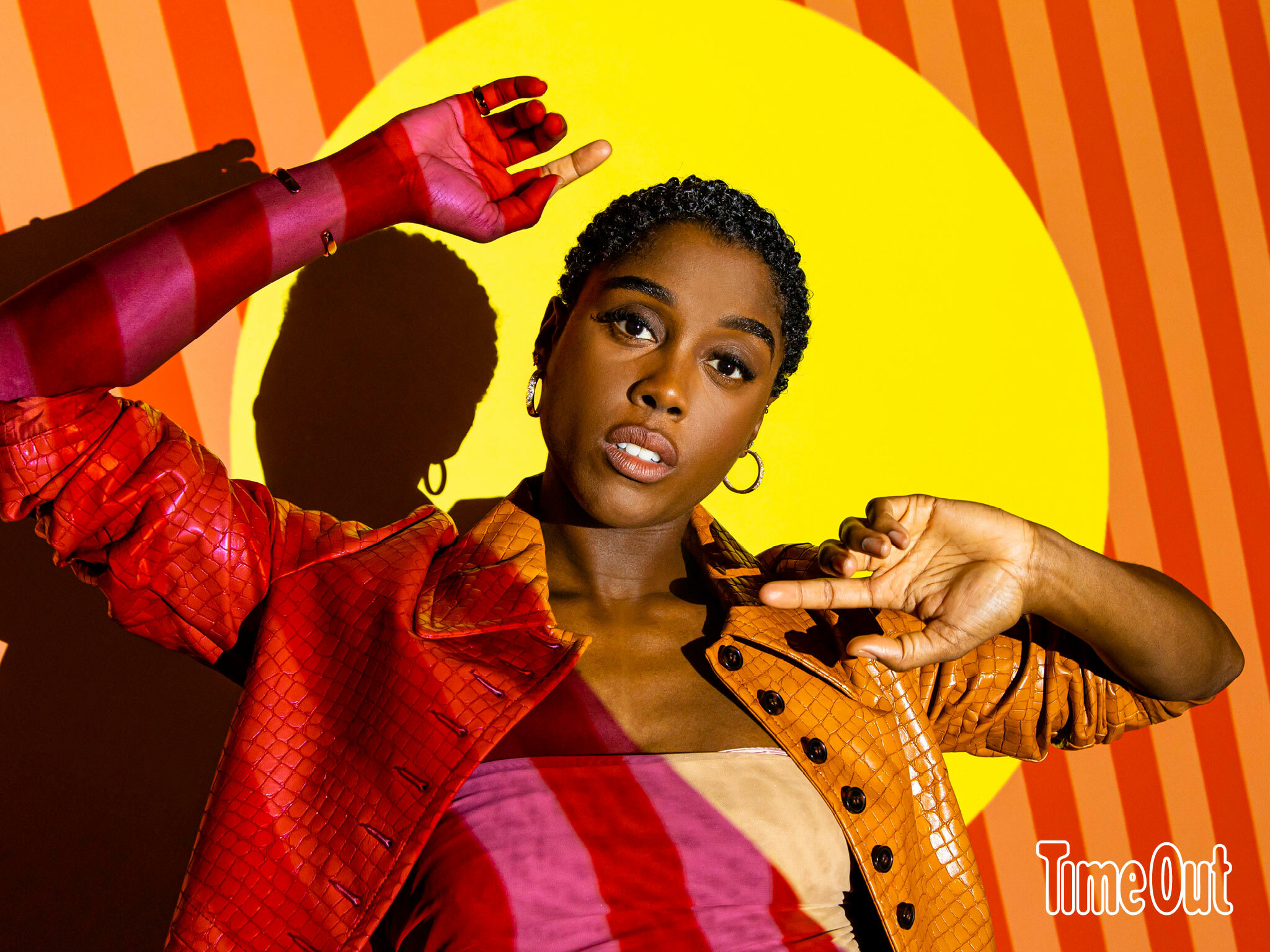 The Lashana Lynch guide to finding inner peace