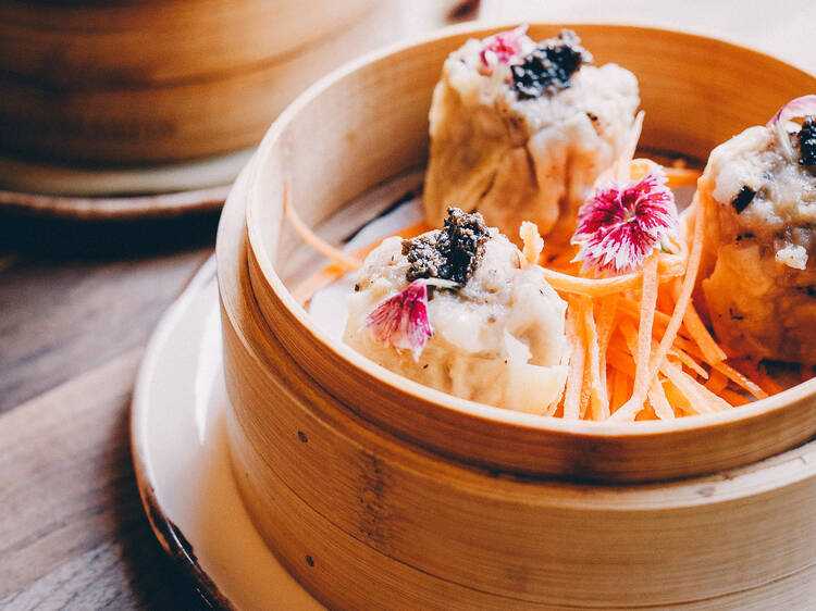 Old Montreal's deluxe dim sum bar JIAO is hosting a bottomless brunch with all-you-can-eat dumplings