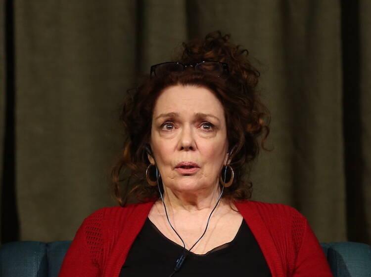 Dana H. star Deirdre O'Connell