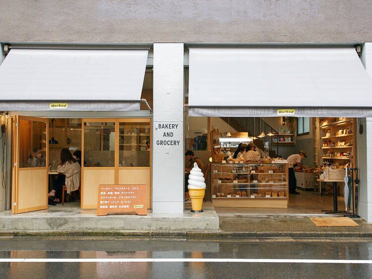 蔵前に作り手の物語を伝えるグローサリー、マークトが開店