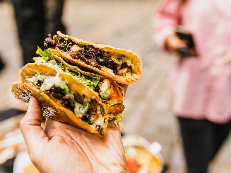 The National Theatre and Kerb collab on a new street-food experience
