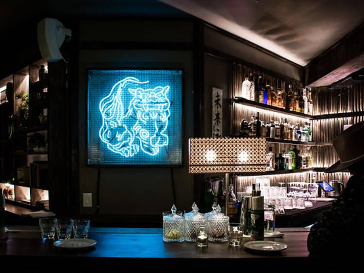 Un bar du Vieux-Montréal inspiré du film Kill Bill ajoute un concept de poulet frit japonais