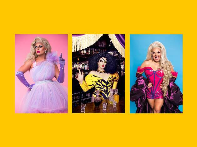 A bunch of 'Drag Race UK' queens are starring in a West End panto this Christmas