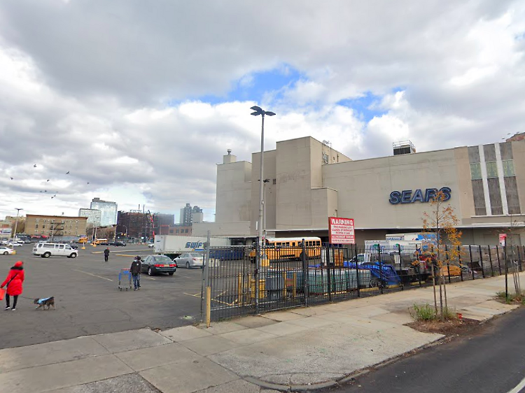 New York's last Sears is closing