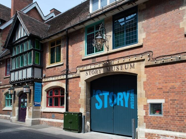 Discover your favourite characters at The Story Museum