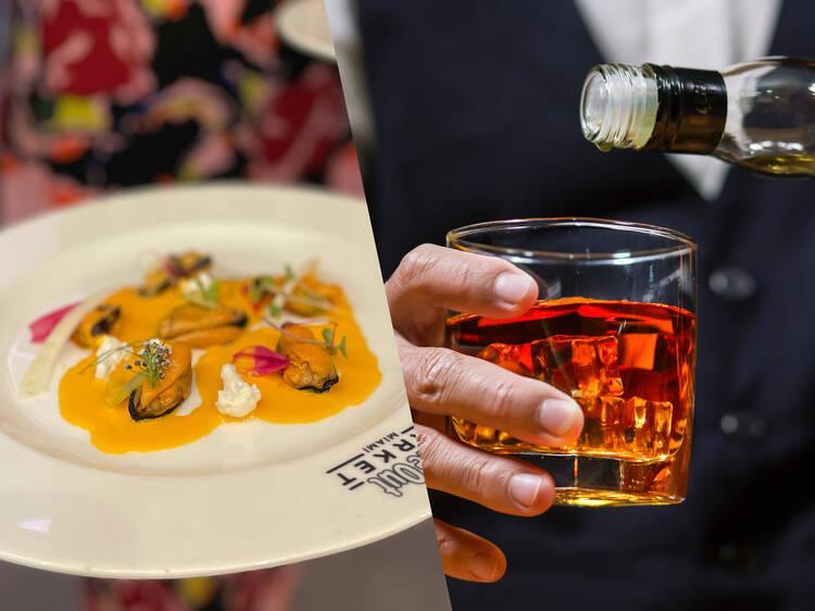 The Basque Dinner: Bourbon Edition