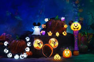Hong Kong Disneyland halloween time