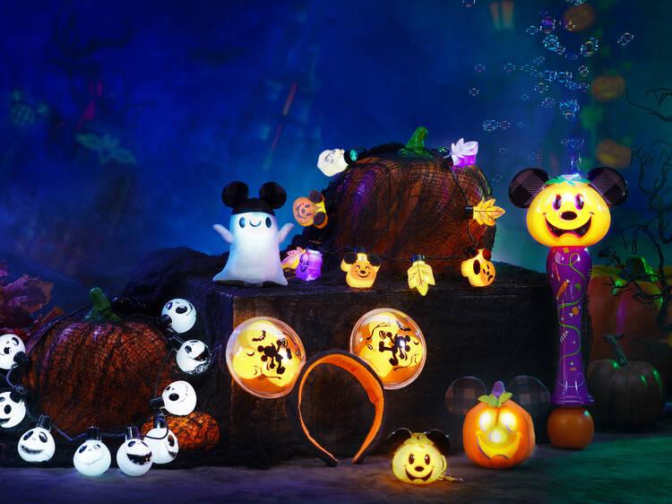 香港迪士尼樂園度假區「Disney Halloween Time」