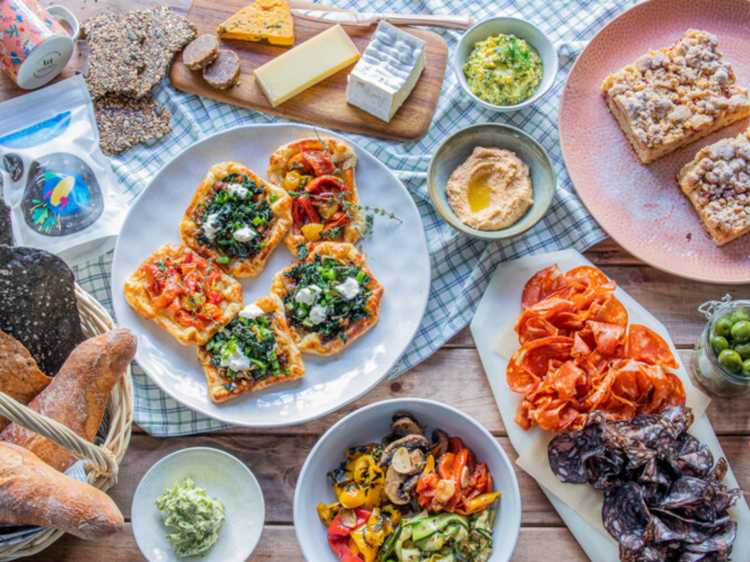 Grab one of Sydney's best picnic hampers