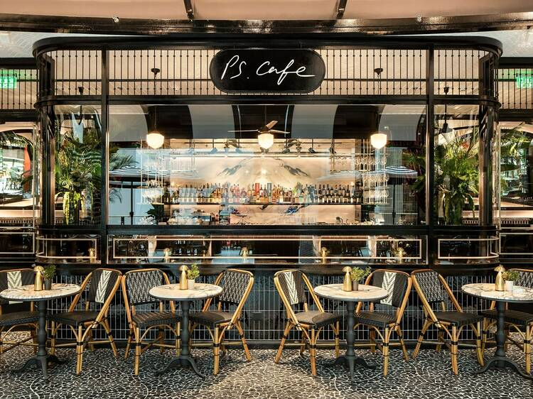 $100 PS. Cafe vouchers for five lucky readers