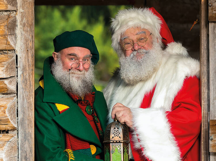 Father Christmas Experience at the Wetlands Centre